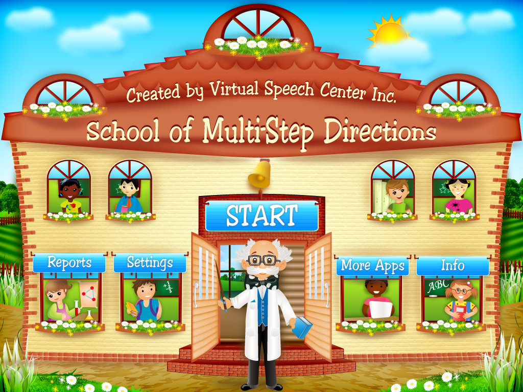 School of MultiStep Directions App – Following Directions Worksheet Trick