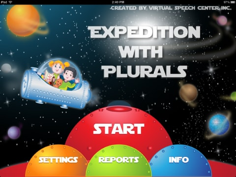 Expedition with Plurals