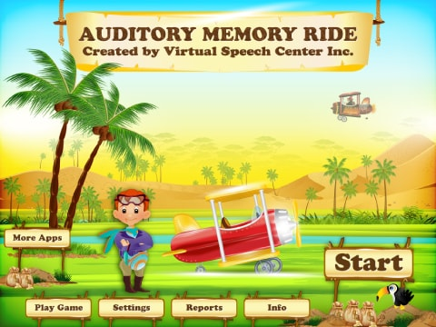 Auditory Memory Ride