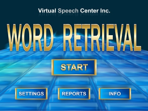 Word Retrieval