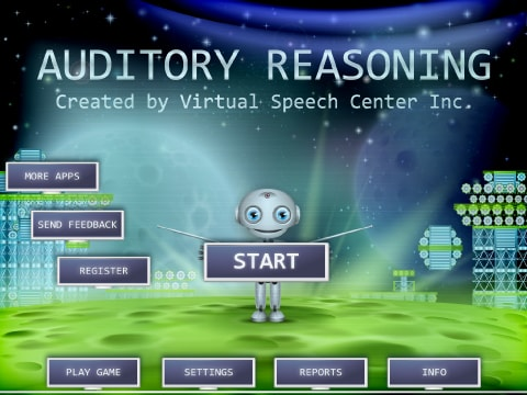 Auditory Reasoning