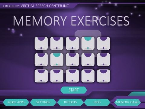 Revered image pertaining to short term memory exercises printable