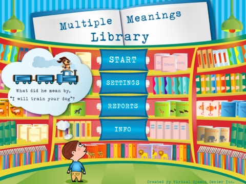 Multiple Meanings Library