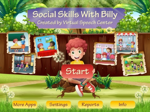 Social Skills with Billy