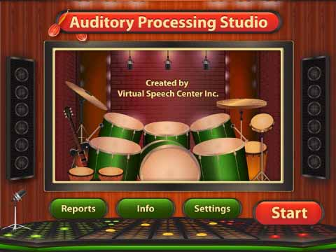 Auditory Processing Studio